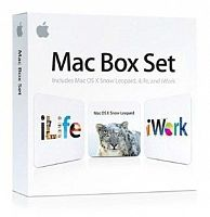 Apple Mac Box Set Family Pack (MC210RS/A)